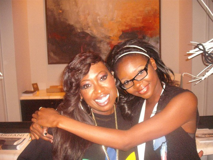 missy elliot and I (montreux jazz festival 2010) 1